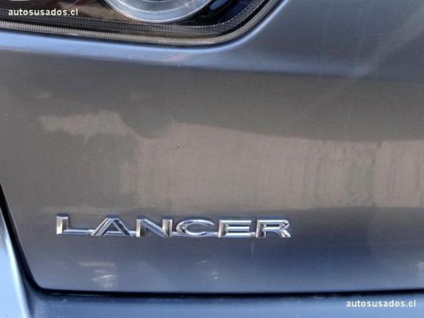Mitsubishi Lancer 1.5 MT R/S año 2013