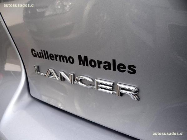Mitsubishi Lancer  año 2016