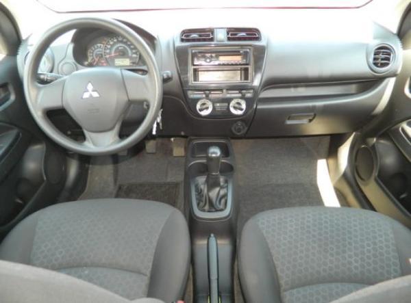 Mitsubishi Mirage GL año 2014