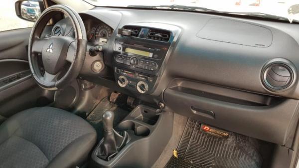 Mitsubishi Mirage Gl año 2016