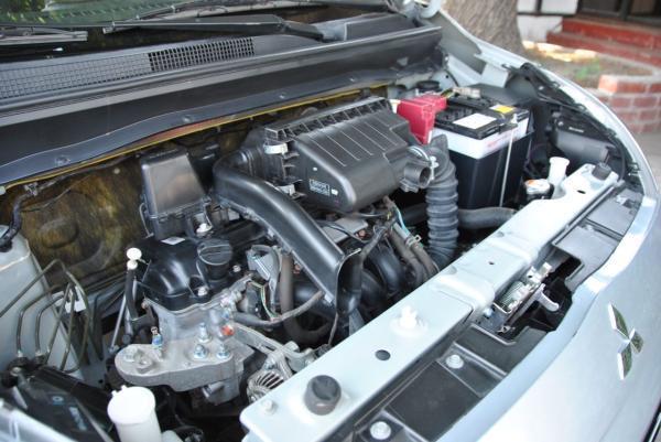Mitsubishi Mirage GLX año 2016