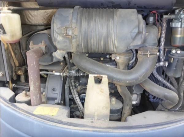 Mitsubishi MM30CR Miniexcavadora año 2004
