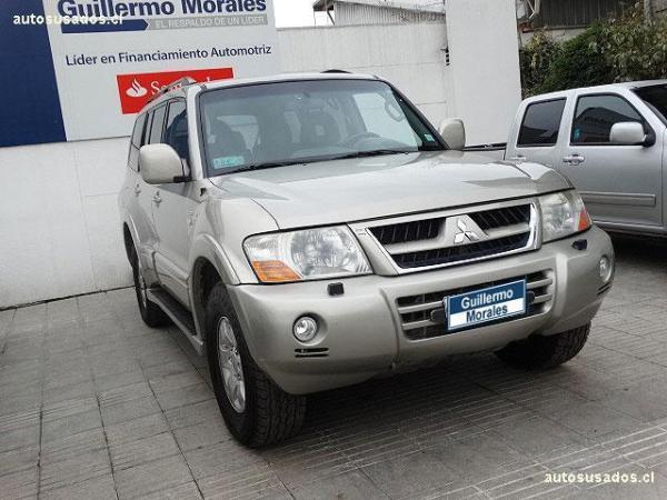 Mitsubishi Montero 3.8 año 2005