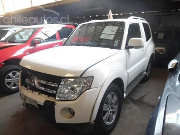 Mitsubishi Montero  año 2009
