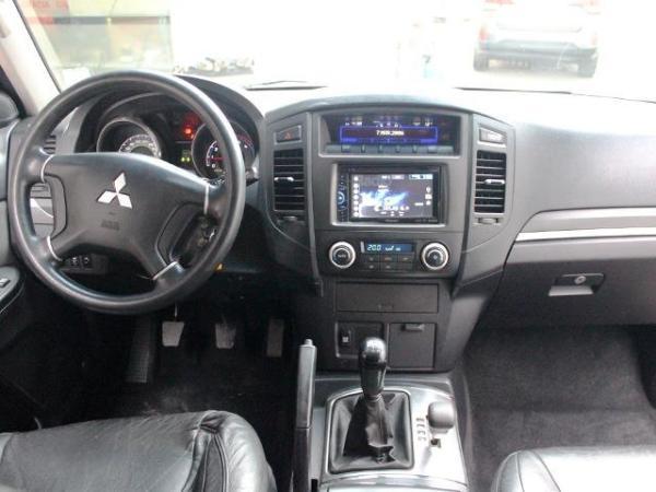 Mitsubishi Montero CORTO 3.2 MT 4X4 año 2009
