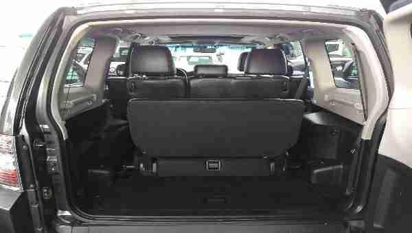 Mitsubishi Montero Mivec año 2012