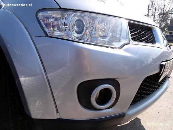 Mitsubishi Montero G2 SPORT año 2012