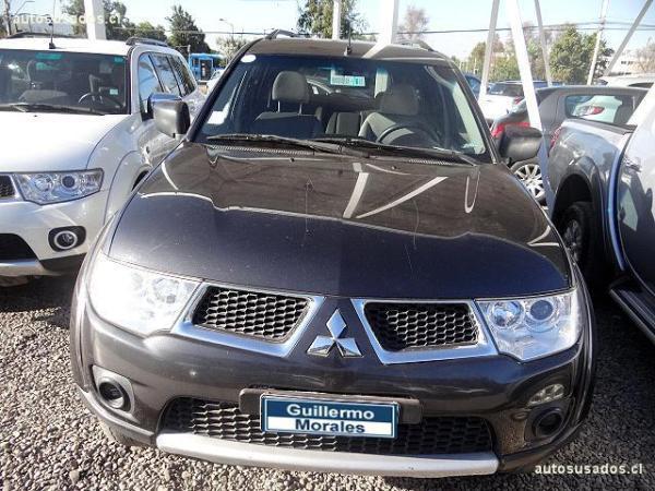 Mitsubishi Montero SPORT G2 año 2012