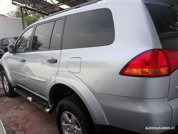 Mitsubishi Montero SPORT año 2012