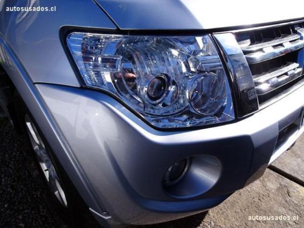 Mitsubishi Montero NEW MONTERO CORTO 4X4 año 2013
