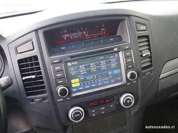 Mitsubishi Montero CR 3.2 4X4 año 2014