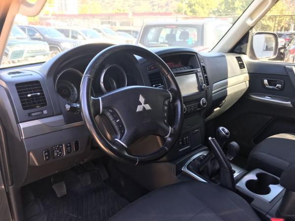 Mitsubishi Montero CR 3.2 4X4 3P año 2014
