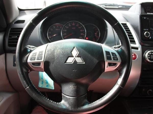 Mitsubishi Montero Montero Sport G2 2.5 año 2014