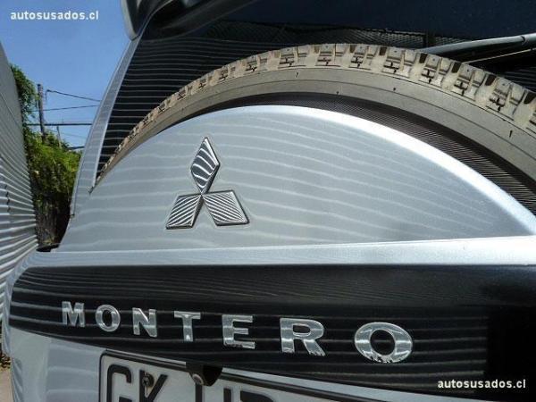 Mitsubishi Montero NEW MONTERO 4X4 3.2 año 2014