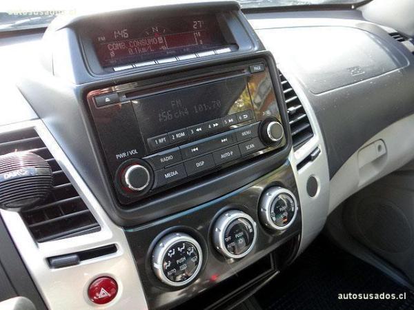 Mitsubishi Montero G2 SPORT año 2014