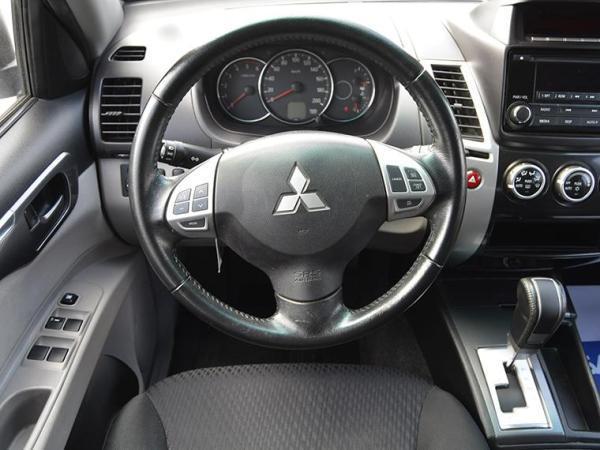 Mitsubishi Montero MONTERO SPORT 2.5 AT año 2014