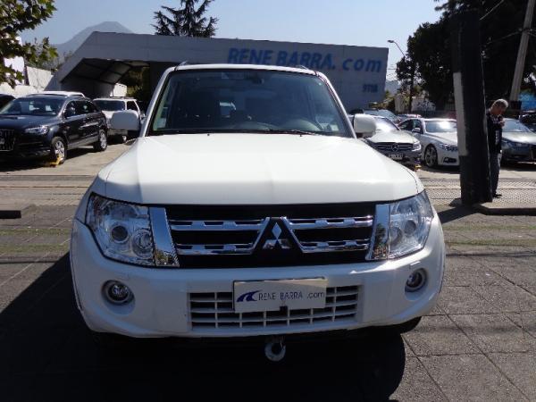 Mitsubishi Montero AT año 2014