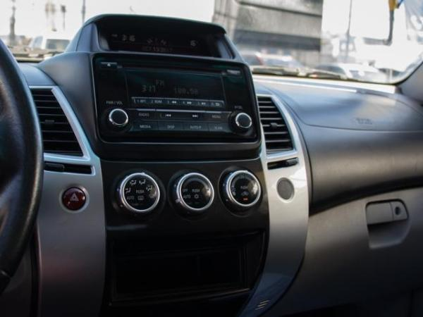 Mitsubishi Montero MONTERO SPORT G2 2.5 MT año 2014