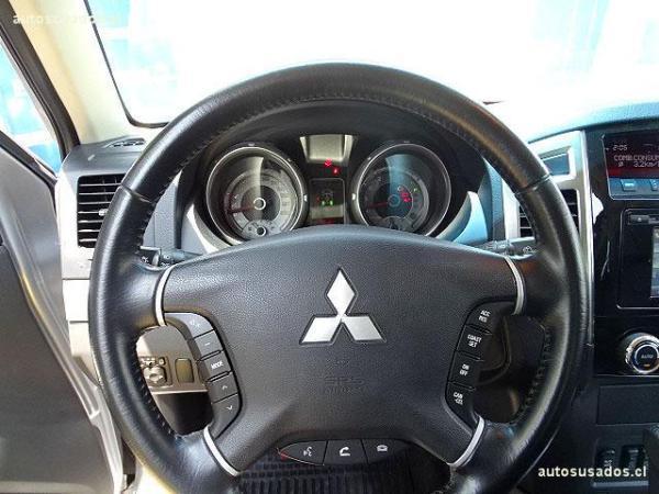 Mitsubishi Montero 3.2 4X4 año 2015