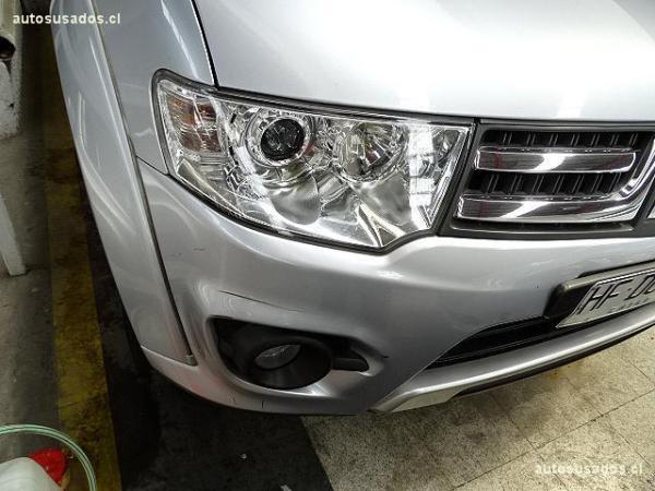 Mitsubishi Montero SPORT año 2015