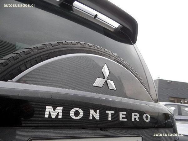 Mitsubishi Montero 3.2 DID año 2016
