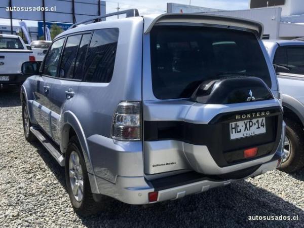 Mitsubishi Montero 3.2 HP año 2016