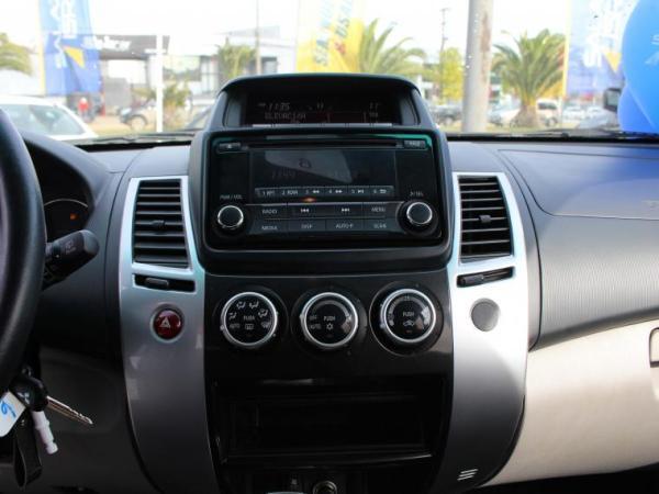 Mitsubishi Montero Montero Sport 2.5 año 2016