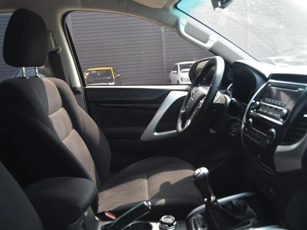 Mitsubishi Montero MONTERO SPORT 4X4 2.4 año 2017