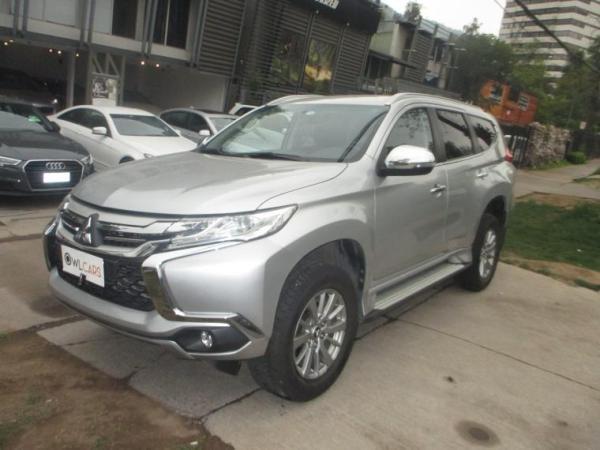 Mitsubishi Montero 3.0 AT año 2017