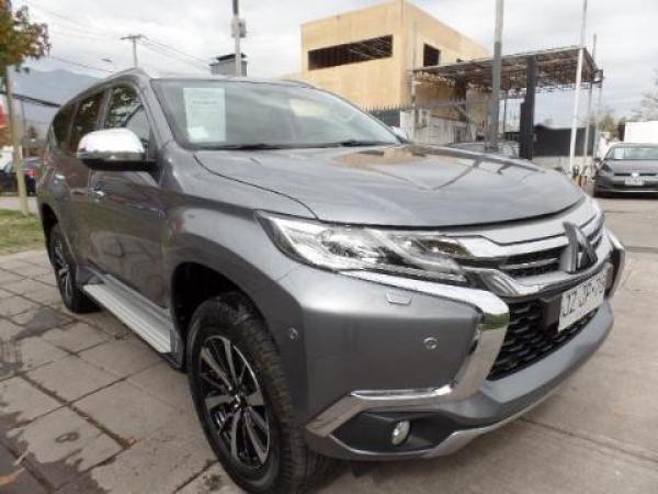 Mitsubishi Montero Sport año 2018