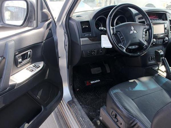Mitsubishi Montero DID 3.2 AT 4X4 año 2018