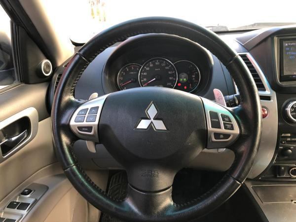 Mitsubishi Montero Sport 2.5 GLS AT 4X4 año 2014