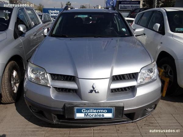 Mitsubishi Outlander  año 2006