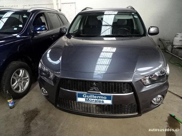 Mitsubishi Outlander NEW año 2012