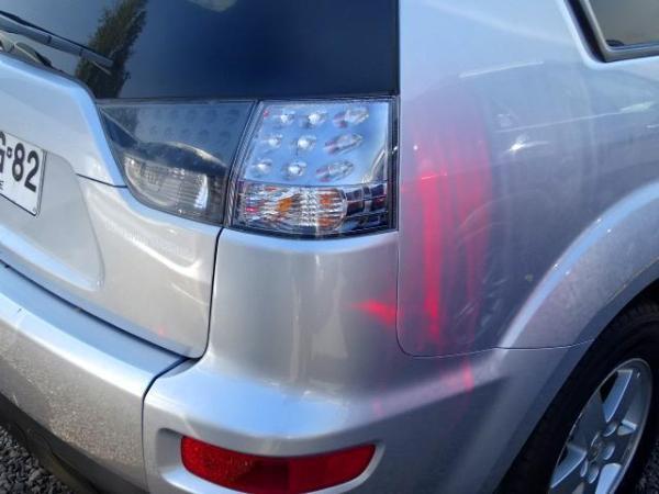 Mitsubishi Outlander NEW OUTLANDER K2 GL 2WD A año 2013