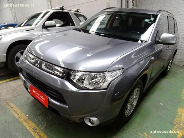 Mitsubishi Outlander  año 2014