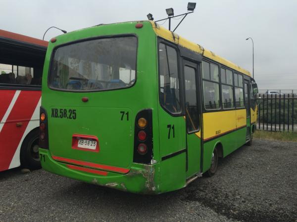 Mitsubishi Rosa Bus DLX AYSEN 27 año 2003