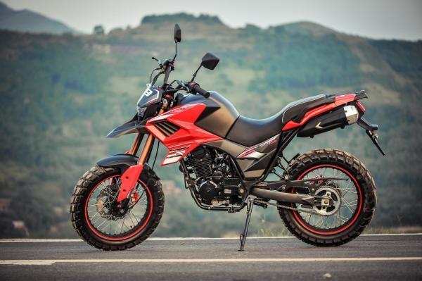 Motorrad Tekken - 250 año 2017