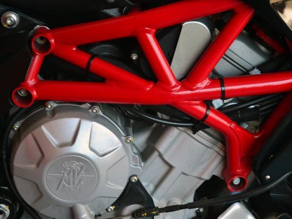 MV Agusta Rivale  año 2014