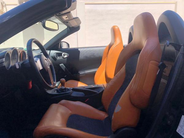 Nissan 350Z 3.5 CONVERTIBLE año 2004