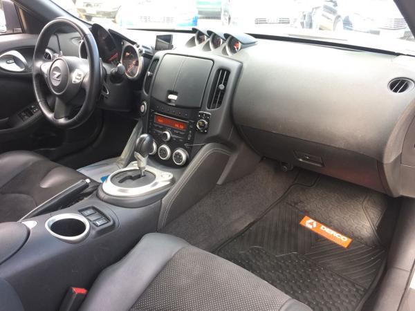 Nissan 370Z 3.7 año 2012