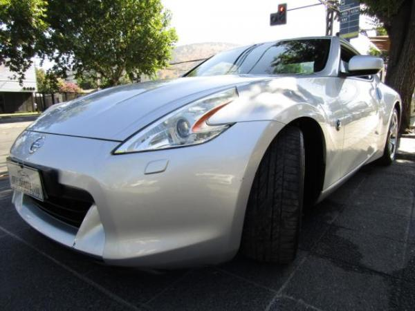 Nissan 370Z Coupe año 2014