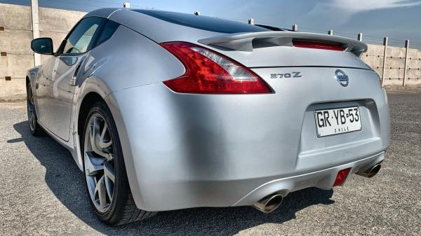 Nissan 370Z COUPE 3.7 año 2014