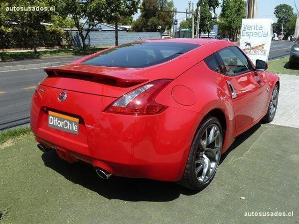 Nissan 370Z COUPE año 2015