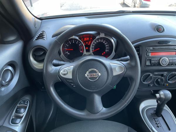 Nissan Juke 1.6 año 2013