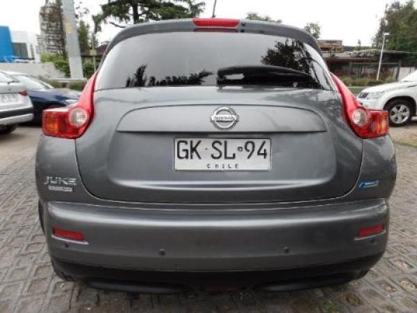 Nissan Juke  año 2014