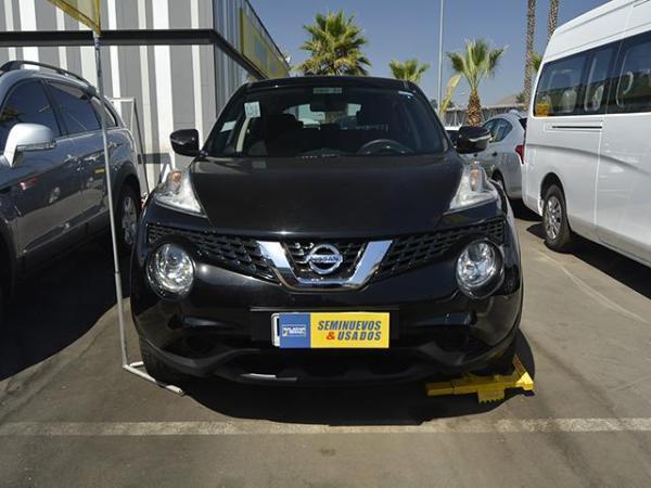 Nissan Juke Juke Sense 1.6 año 2016