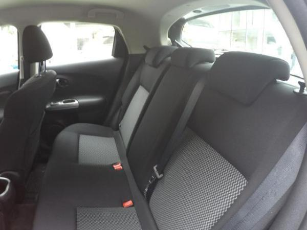 Nissan Juke  año 2016