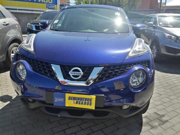 Nissan Juke JUKE EXCLUSIVE TURBO CVT año 2017