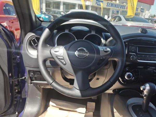 Nissan Juke Juke Advance Cvt año 2017